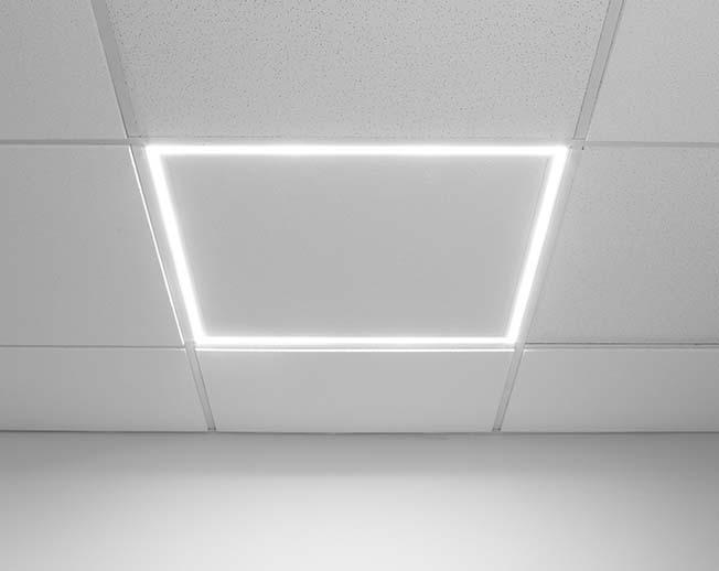 Chọn đèn led tấm dựa vào nhà cung cấp