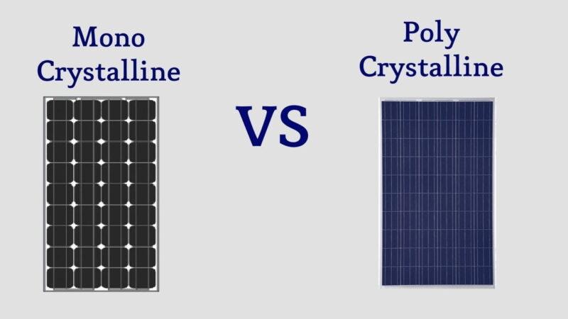 tấm pin poly-mono-solar