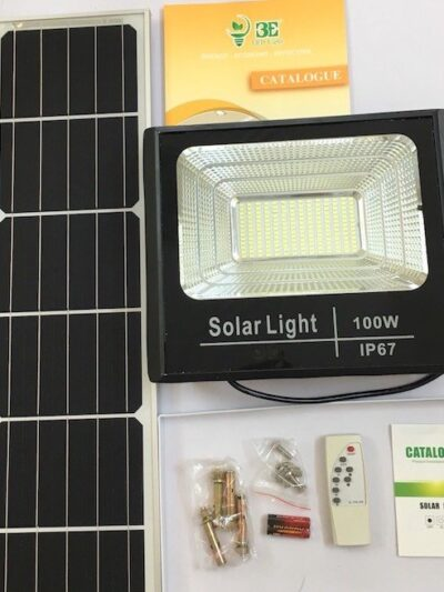 solar light 100W