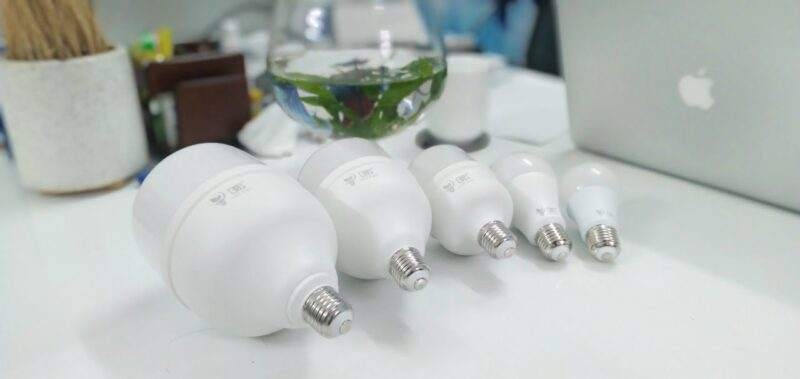 Các loại đèn led bulb 3E